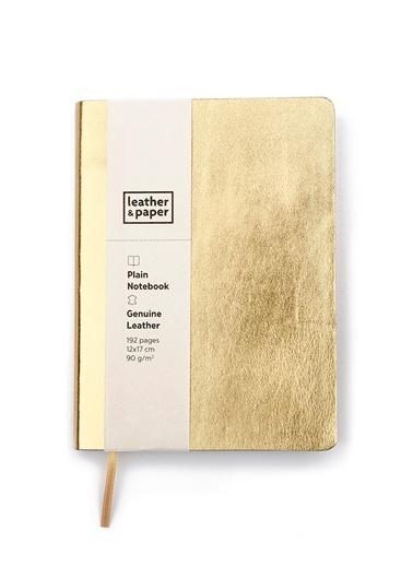 Deri Defter 12x17-Leather & Paper